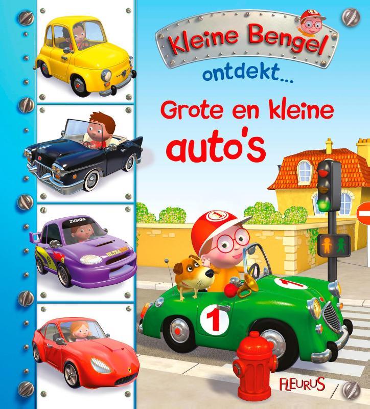Cover Grote en kleine auto's
