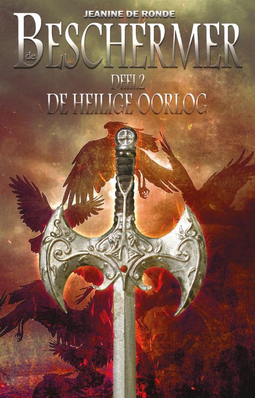Cover De heilige oorlog