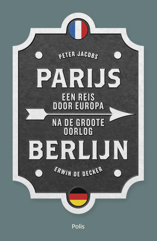 Cover Parijs-Berlijn