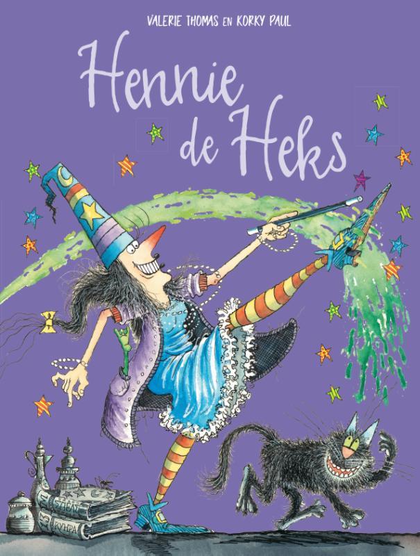 Cover Hennie de Heks