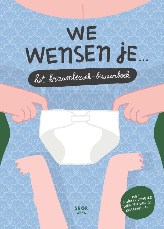 Cover We wensen je...