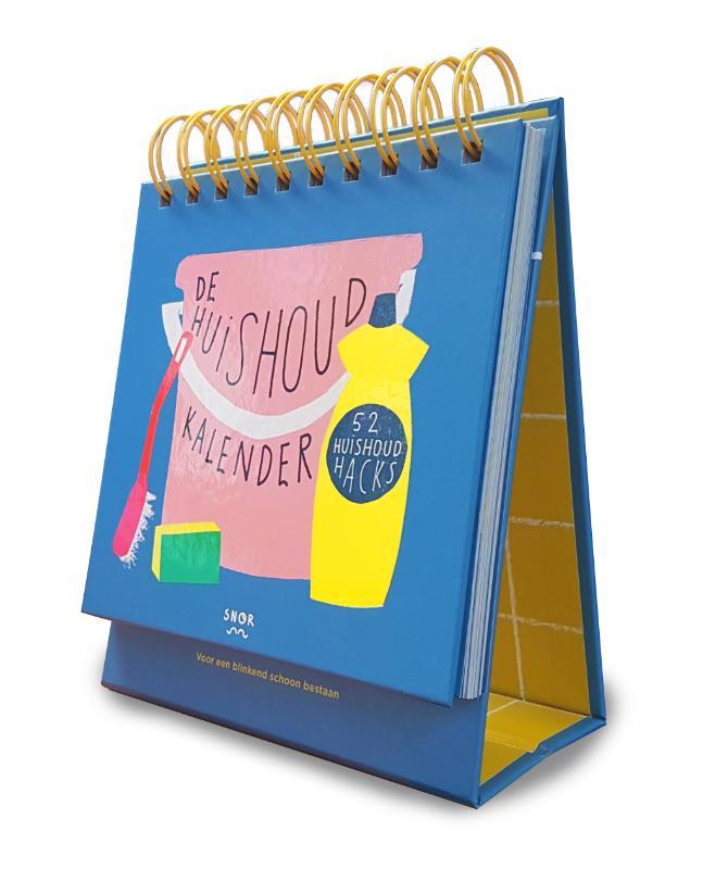 Cover De huishoudkalender
