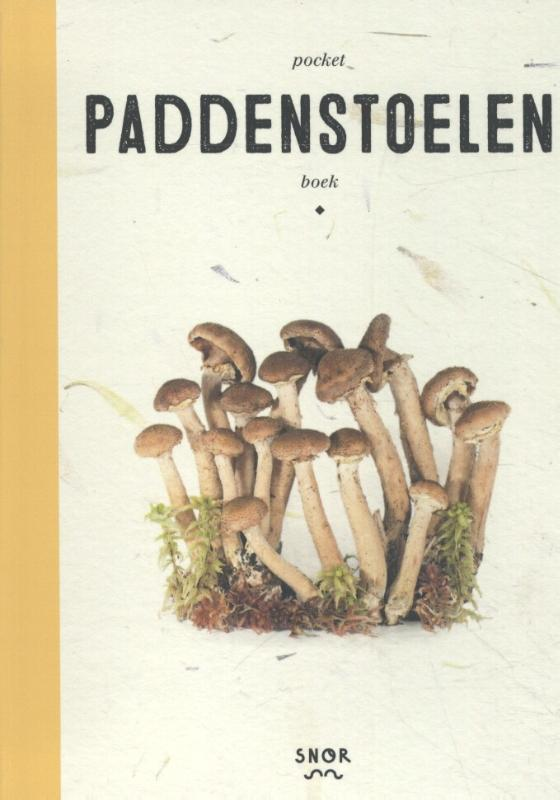 Cover Pocket Paddenstoelenboek