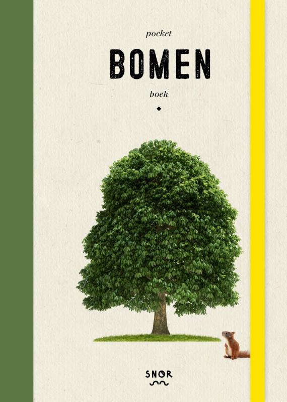 Cover Pocket Bomenboek