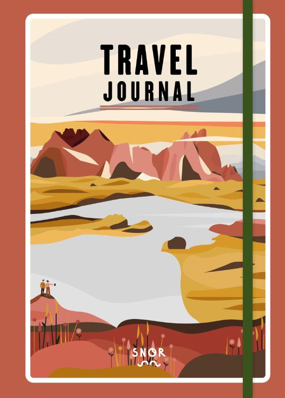 Cover Travel Journal