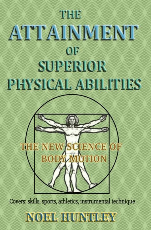 Cover The attainment of superior physical abilities