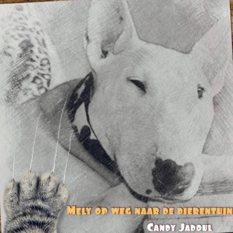 Cover Mely op weg naar de dierentuin
