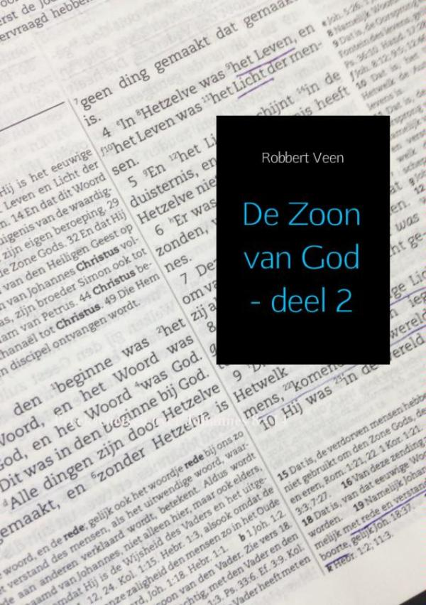 Cover 2 Johannes 8:1-14:31