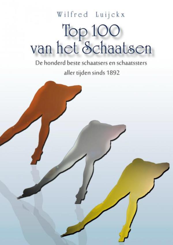 Cover Top 100 van het Schaatsen