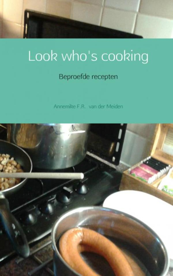Cover Look who's cooking
