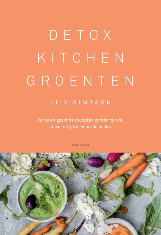 Cover Detox Kitchen Groenten