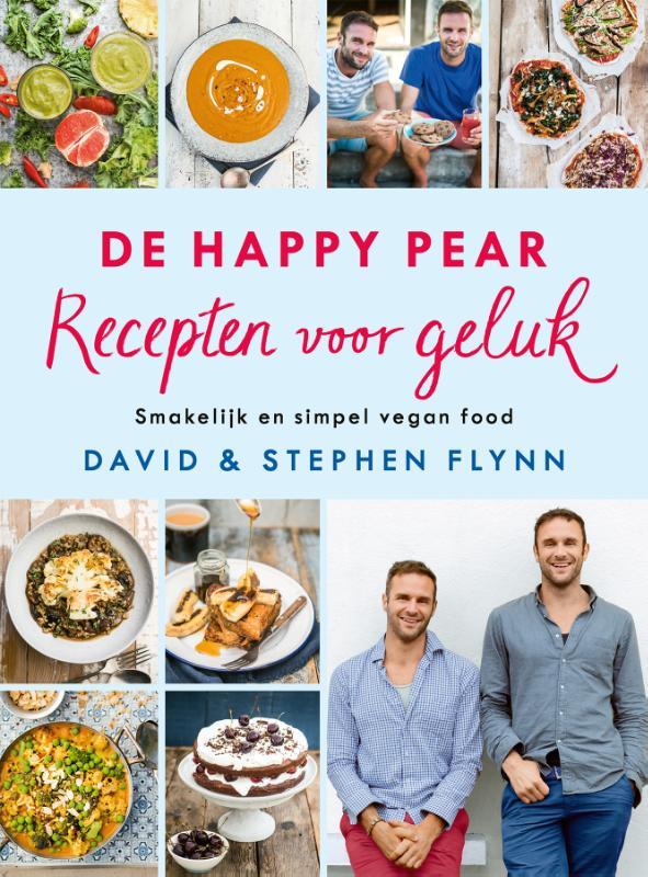 Cover De Happy Pear: Recepten voor geluk