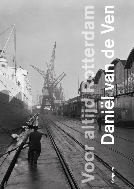 Cover Voor altijd Rotterdam