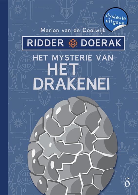 Cover Het mysterie van het drakenei