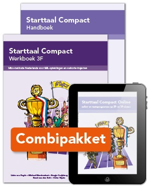 Cover Combipakket Starttaal Compact 3F HWL48