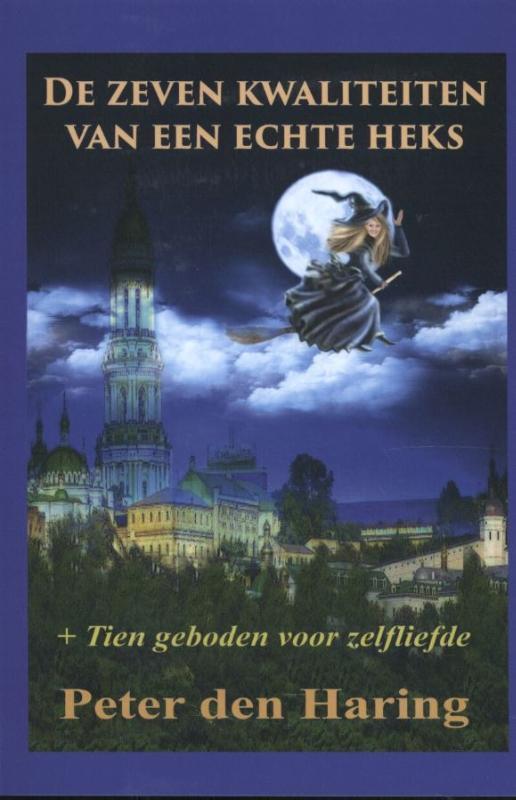 Cover De zeven kwaliteiten van een echte heks