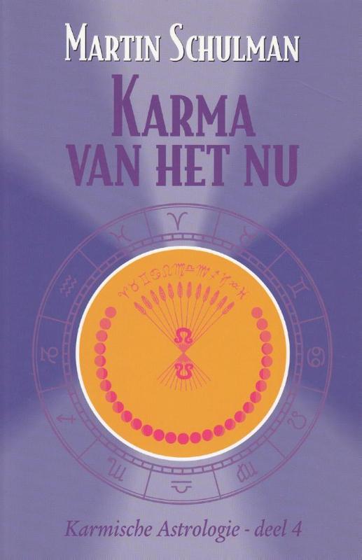 Cover Karma van het Nu