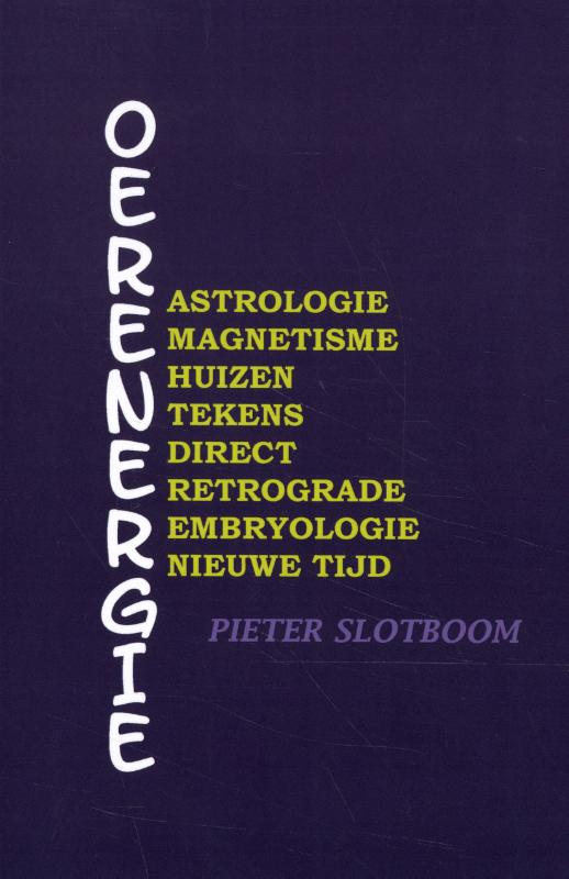 Cover Oerenergie