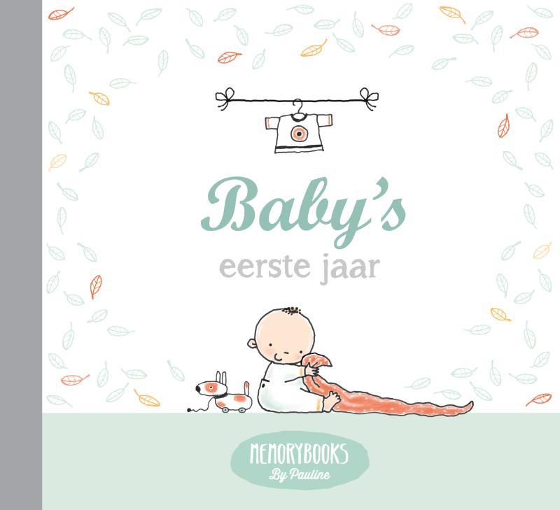 Cover Baby's eerste jaar