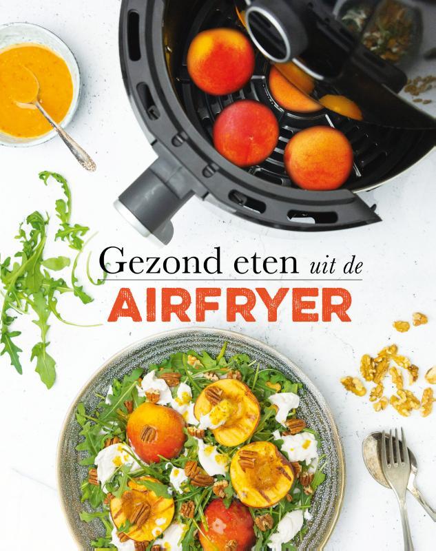 Cover Gezond eten uit de airfryer
