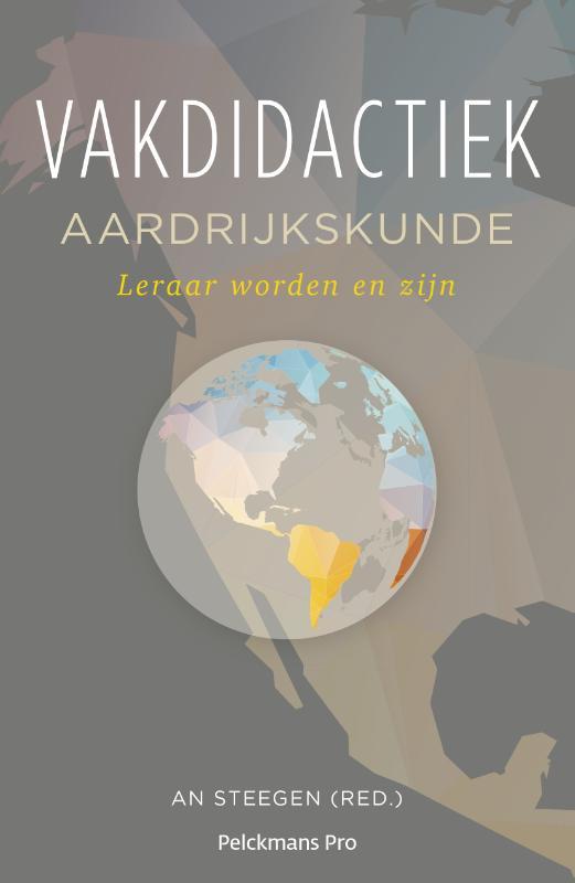 Cover Vakdidactiek aardrijkskunde