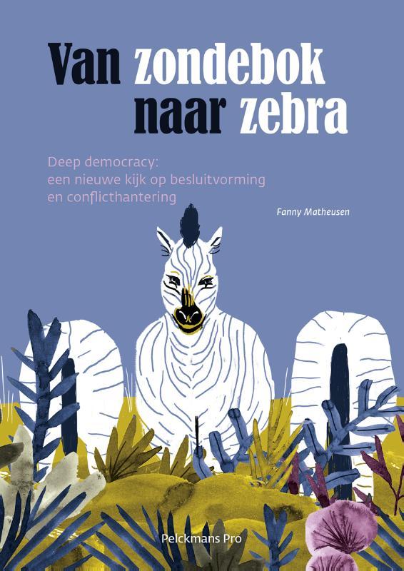 Cover Van zondebok naar zebra