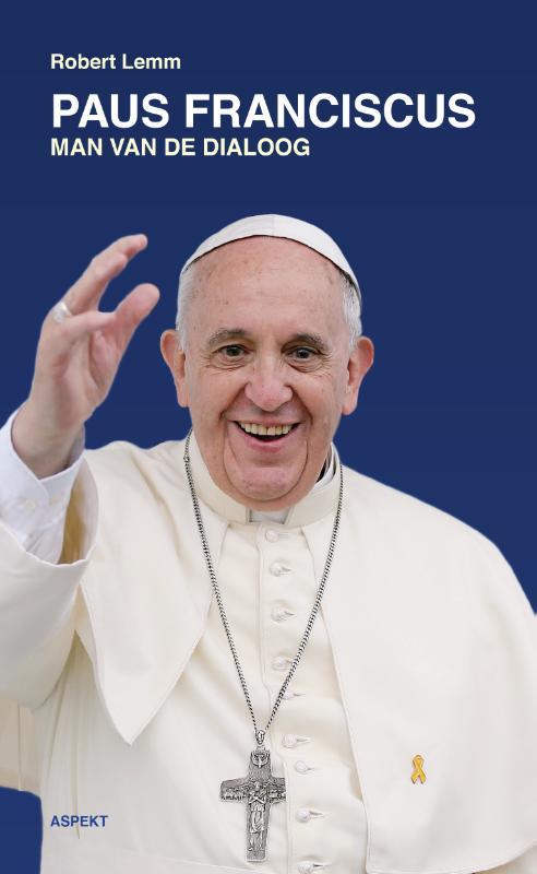 Cover Paus Franciscus