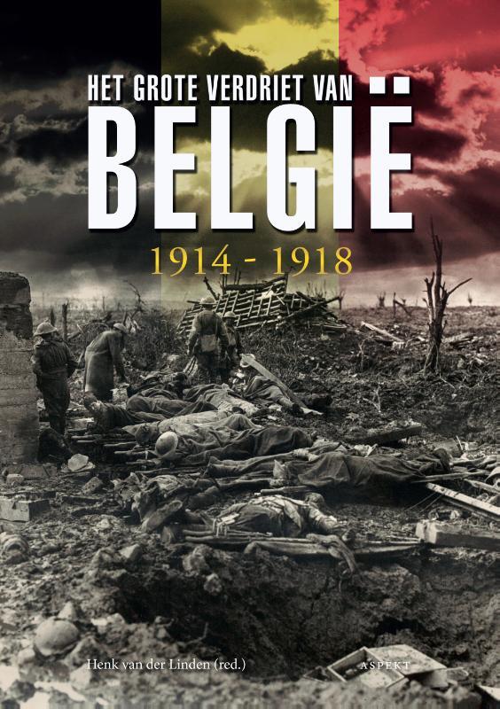 Cover Het Grote verdriet van België 1914-1918
