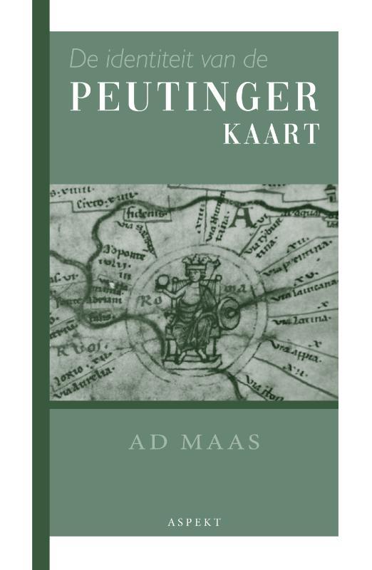 Cover De identiteit van de Peutingerkaart