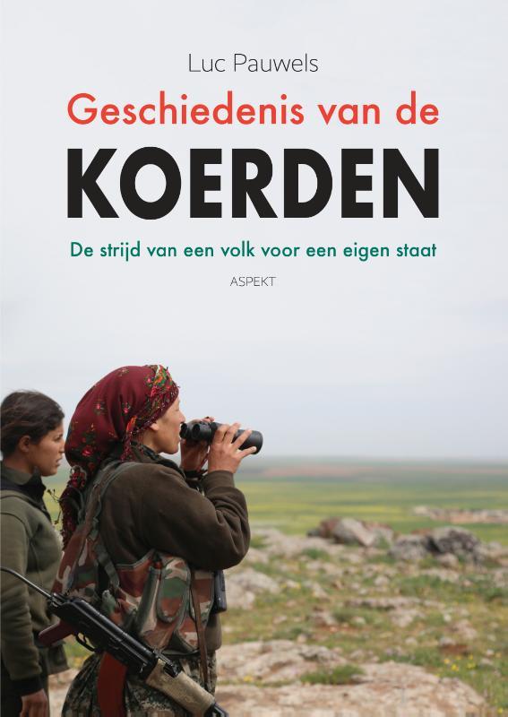 Cover Geschiedenis van de Koerden