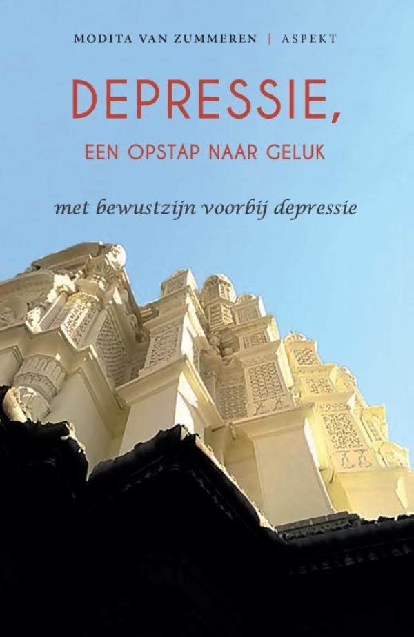 Cover Depressie, een opstap naar geluk