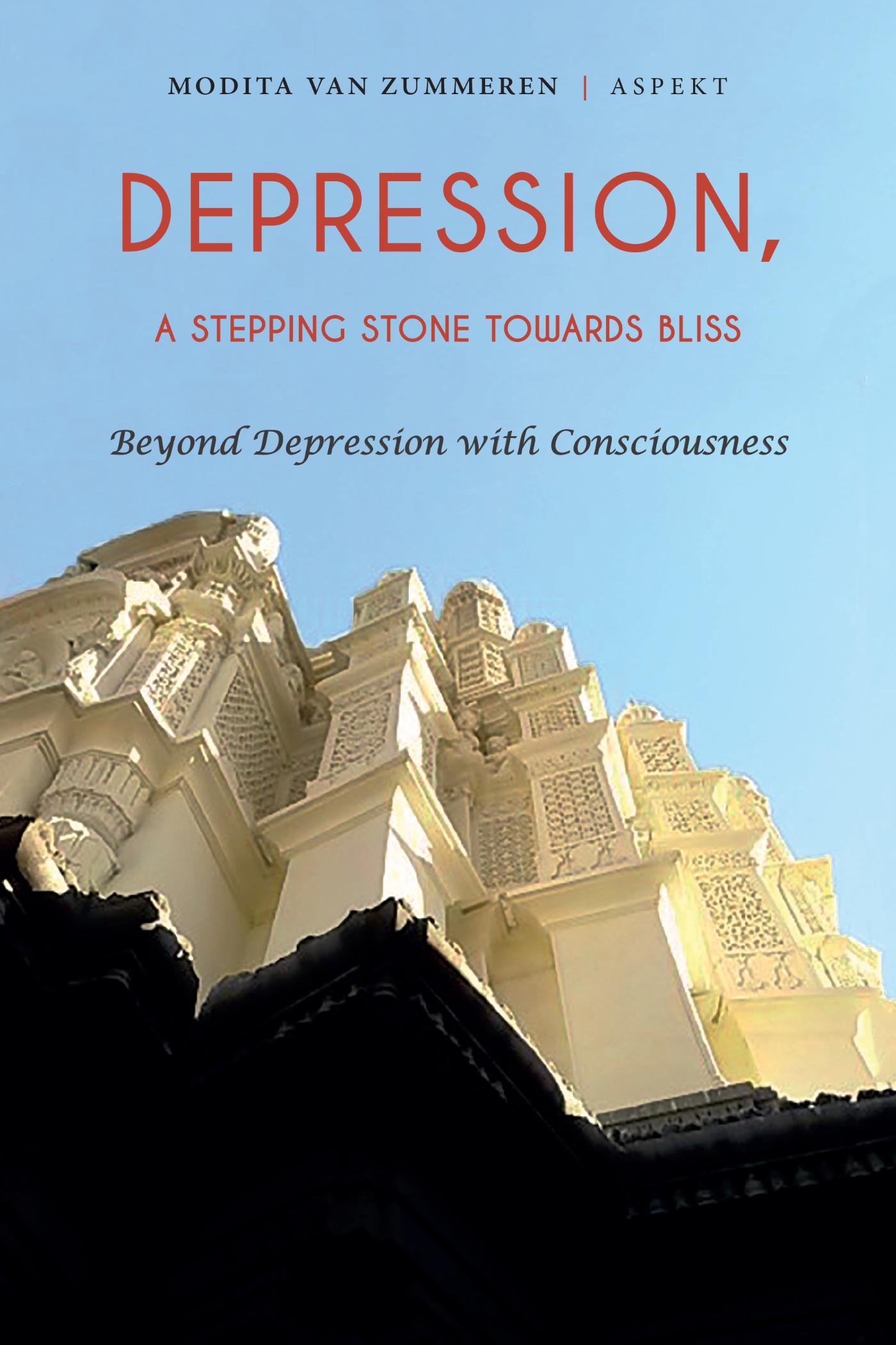 Cover Depression, a Stepping Stone Towards Bliss