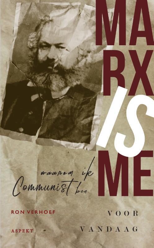 Cover Waarom ik communist ben