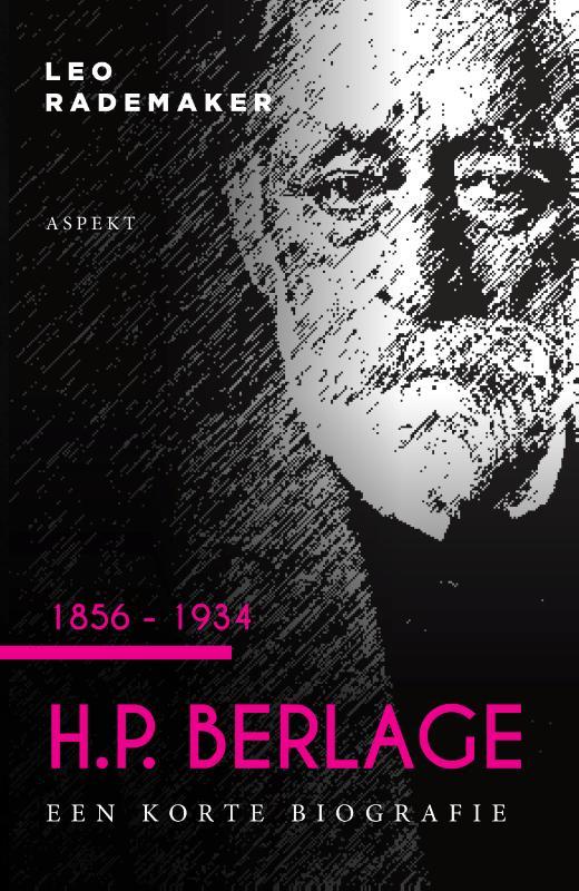 Cover H.P. Berlage 1856 - 1934