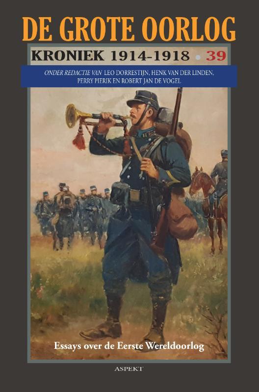 Cover De Grote Oorlog