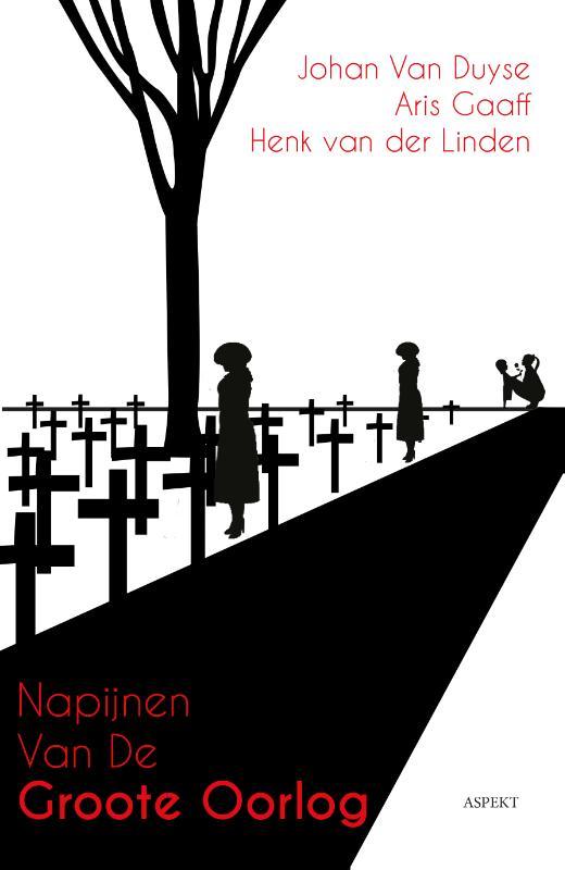 Cover Napijnen van de Groote Oorlog