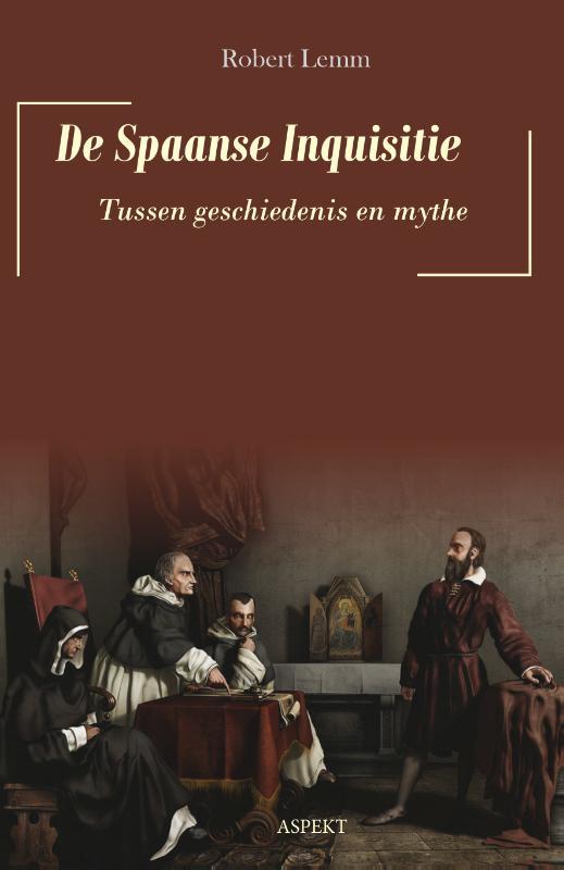 Cover De Spaanse Inquisitie