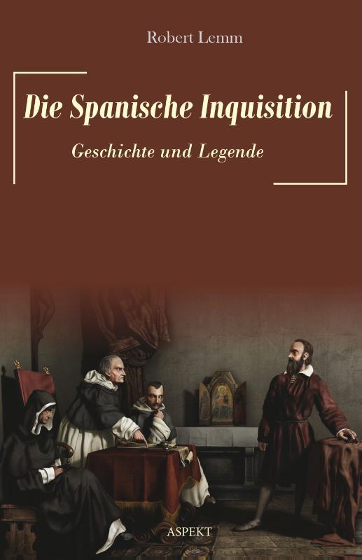 Cover De Spanische Inquisition