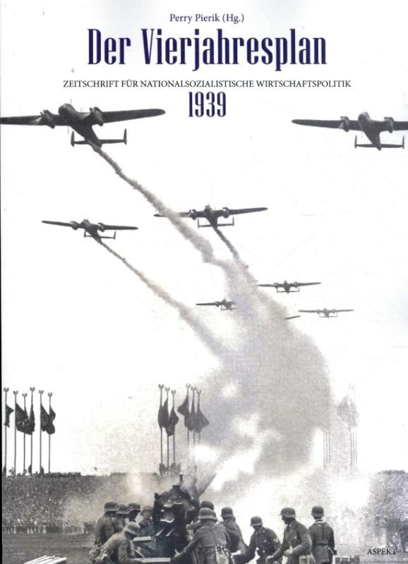 Cover Der Vierjahresplan 1939