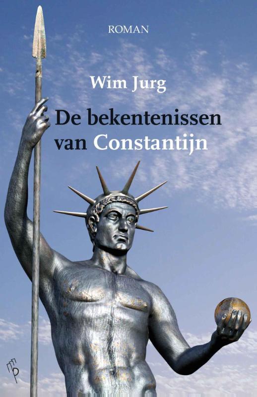 Cover De bekentenissen van Constantijn