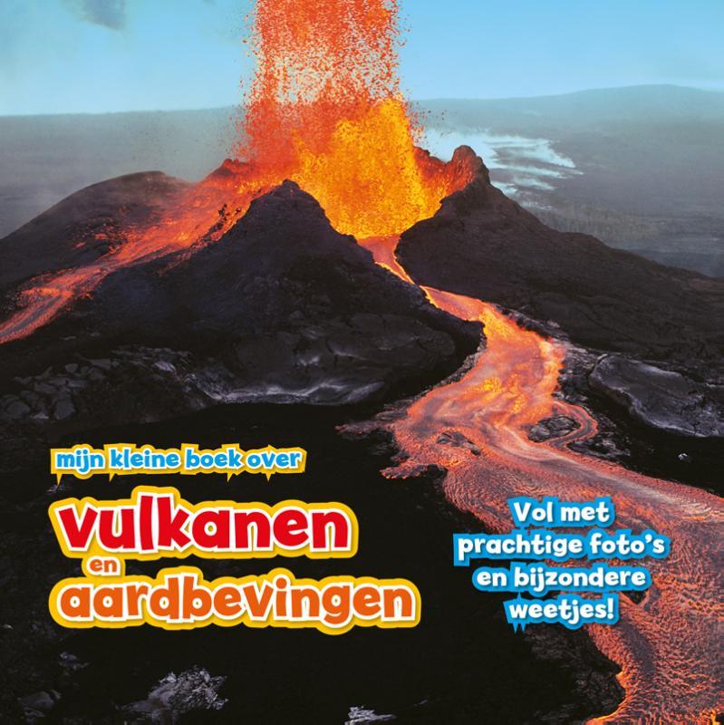 Cover Mijn kleine boek over vulkanen en aardbevingen