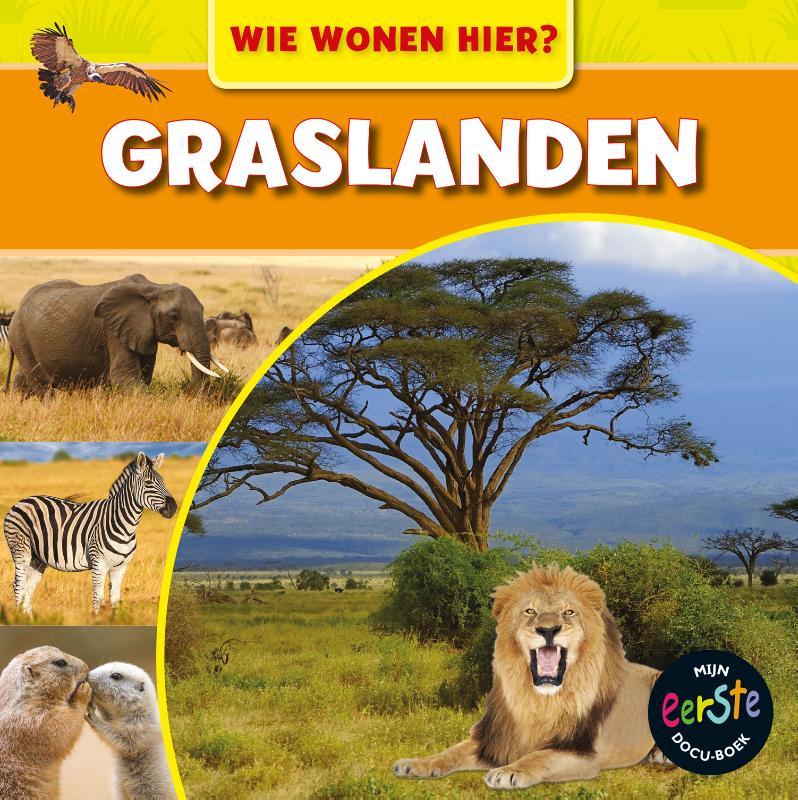 Cover Graslanden