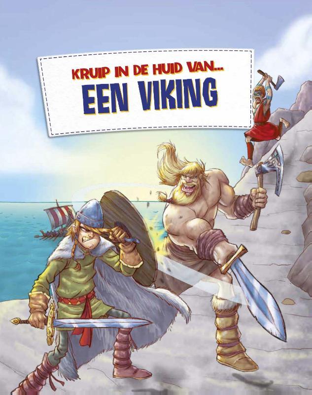 Cover Een Viking