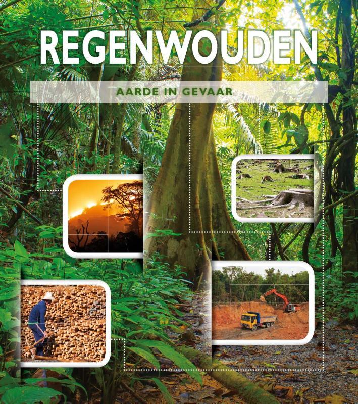 Cover Regenwouden