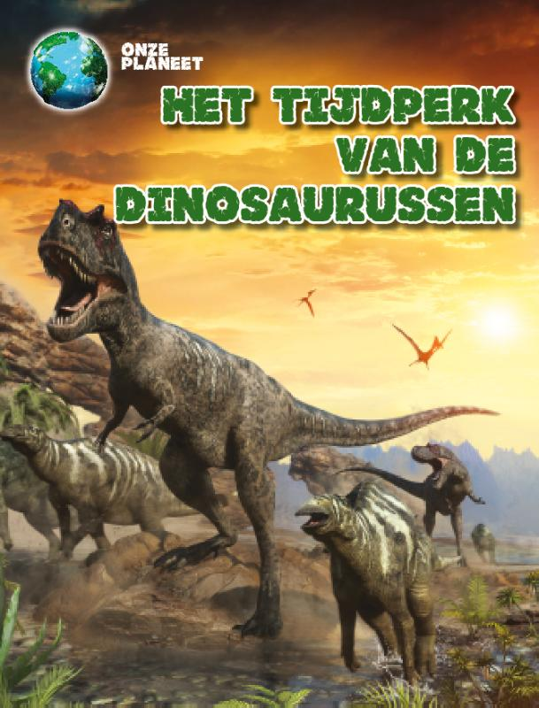 Cover Het tijdperk van de dinosaurussen