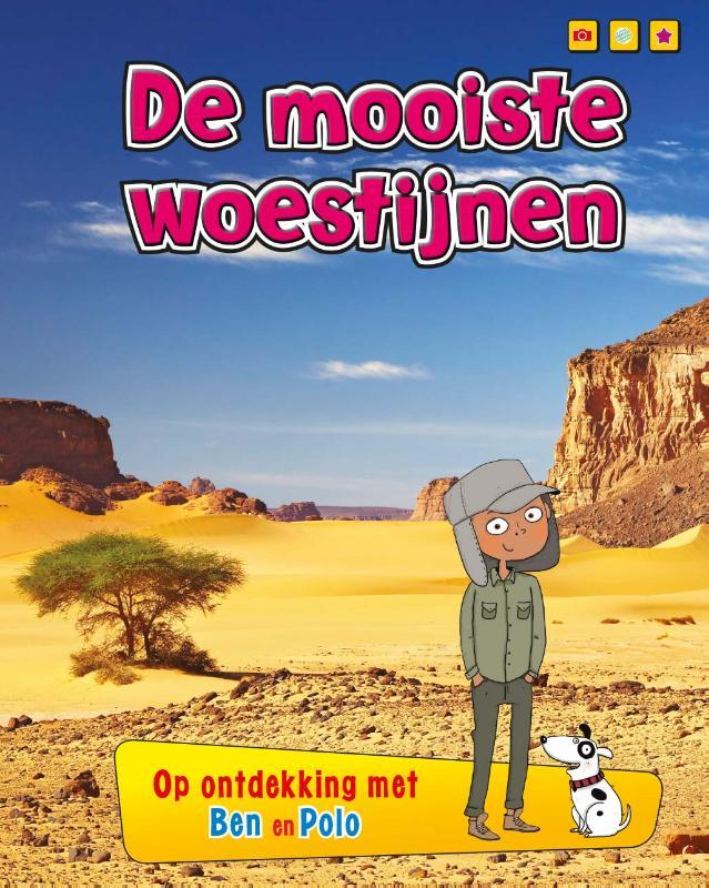 Cover De mooiste woestijnen