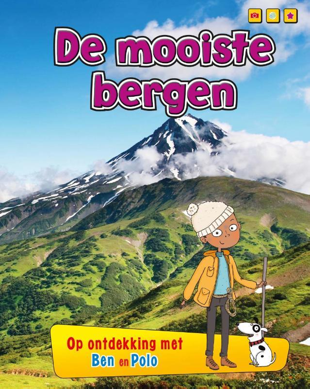 Cover De mooiste bergen