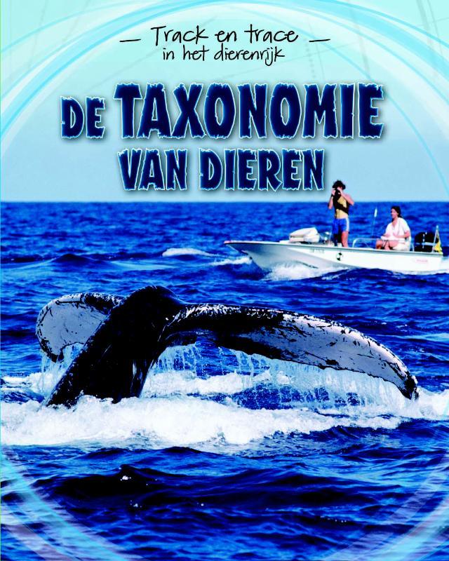 Cover De taxonomie van dieren