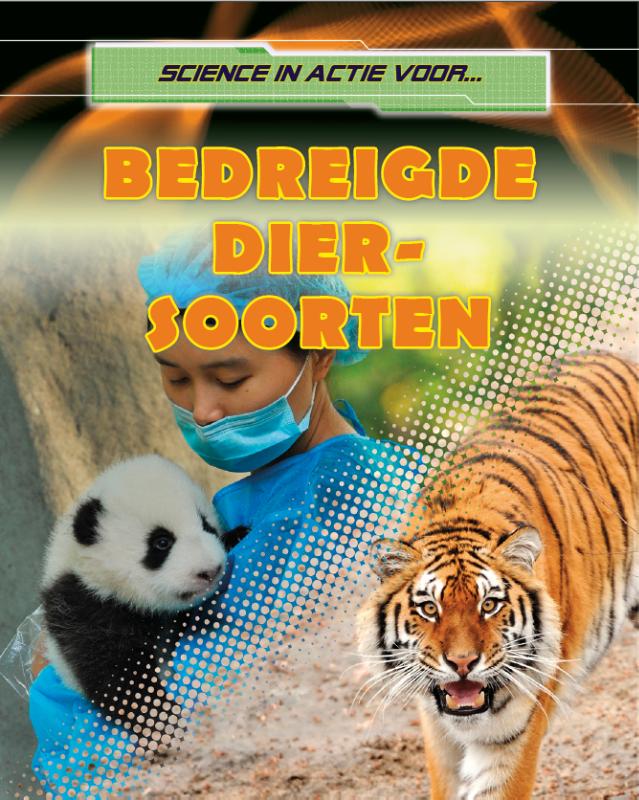 Cover Science in actie voor bedreigde diersoorten