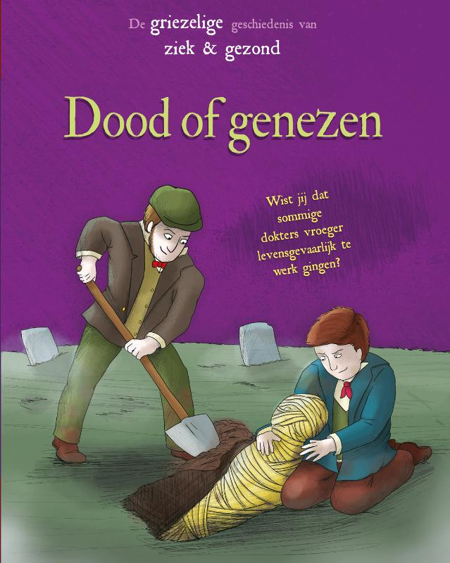 Cover Dood of genezen